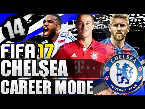 £1,000,000,000 IN TRANSFERS?!?!?! FIFA 17 CHELSEA CAREER MODE #14