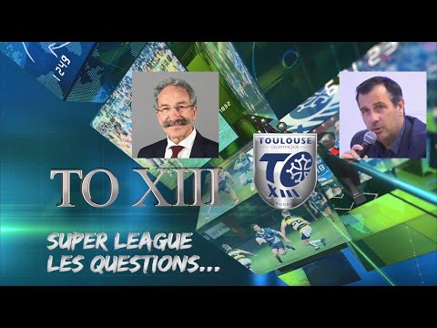 Emission spéciale Super League - Passage C. ZALDUENDO et X. PASCHE
