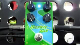 Caline Highway Man Overdrive Guitar Effect Pedal