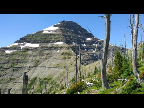 Mt. Haig - Castle Area (nr Castle Mountain Resort, Beaver Mines) (Alberta, Canada)