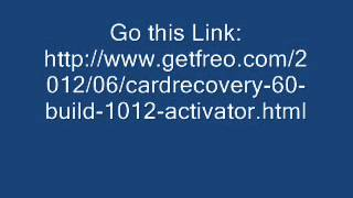 Download CardRecovery Full Version
