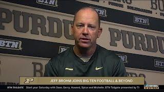 Jeff Brohm Preps for Ohio State | Purdue | Big Ten Football