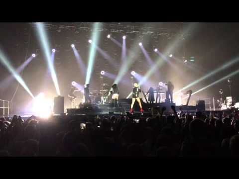 Jessie J - Sweet Talker Live HMH