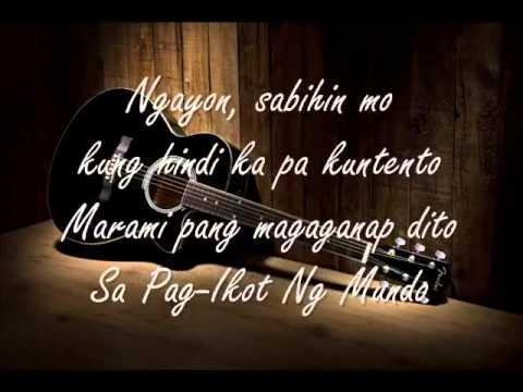 Siakol - Sa Pag-Ikot Ng Mundo with Lyrics