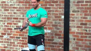 Dmitry Klokov - CrossFit Geelong, Australia Day !!