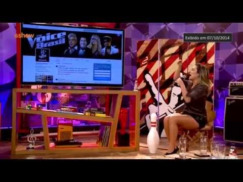 The Voice Brasil está nas redes sociais