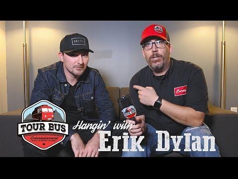 Hangin' with Erik Dylan