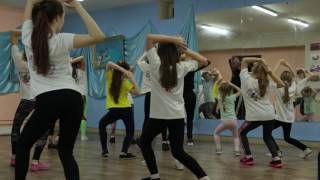 """Мастер-класс в студии """"MTV"""" с финалистом шоу """"Танцы на ТНТ"""""""