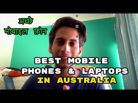 BEST MOBILE PHONES & LAPTOPS IN AUSTRALIA | PUNJABI STUDENT