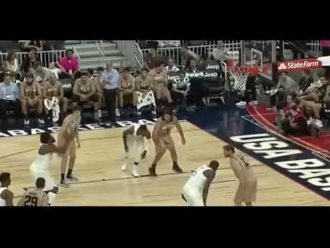 USA vs  ARGENTİNA   BASKETBALL  FULL GAME 2016