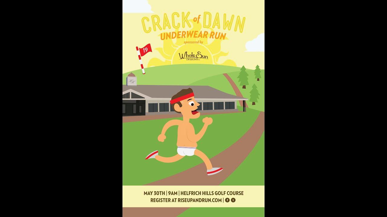 d549e4848a8dce Underwear Run! - YouTube