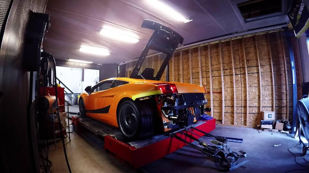 Fluid Motorunion Lamborghini Superleggera Straight Pipes Youtube