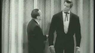 Clint Walker on the Jack Benny Show