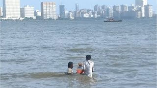 Ganpati Visarjan I WILL MAKE U CRY I Girgaum Chowpatty