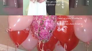День рождения семьи.Годовщина свадьбы 3 года.Любовь.Семья.Счастье.Свадьба.Голуби.Марш Мендельсона.