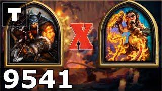 Hearthstone: Kobolds & Catacombs Hunter vs Overseer Mogark [06] (9541)