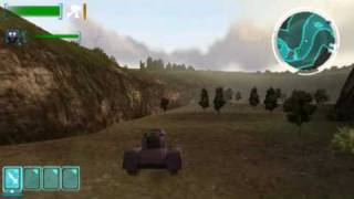 #19 обзор. Transformers the game (PSP)