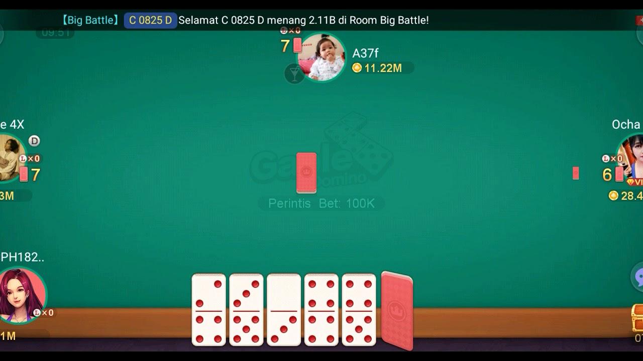 Gaple lost 4 - YouTube