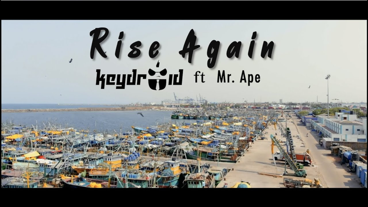 Keydroid - Rise Again ft. Mr. Ape (Official Music Video)