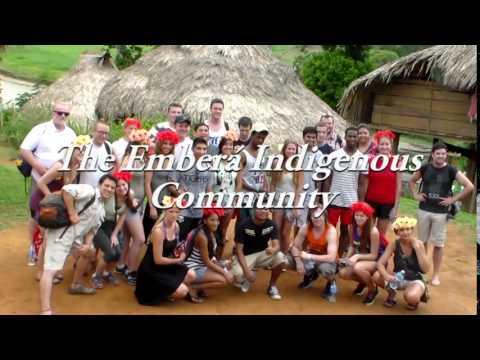 Panama Study Abroad -- Troy Whittaker, April 2014