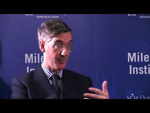 In Conversation Jacob Rees Mogg