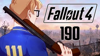 Fallout 4 Playthrough Part 190 - Console Reminiscing