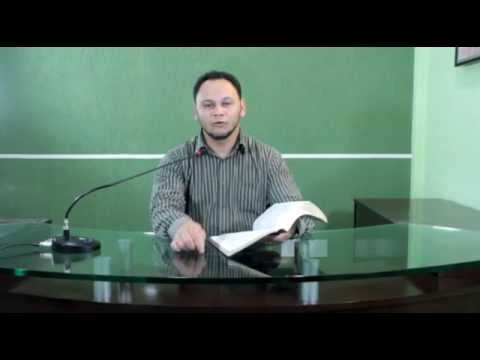 Wesley Moreira de Oliveira - Pregação sobre texto Bíblico de Lucas 10:25-28