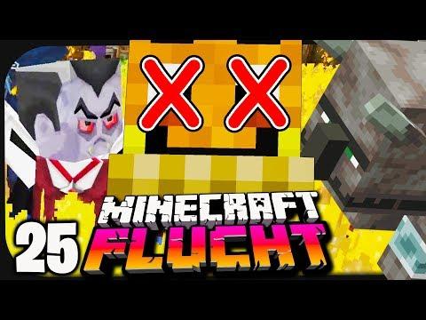 Das ENDE von Paluten & der große ÜBERFALL! ☆ Minecraft: Flucht