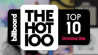 Early Release! Billboard Hot 100 Top 10 October 21st 2017 Countdown | Official