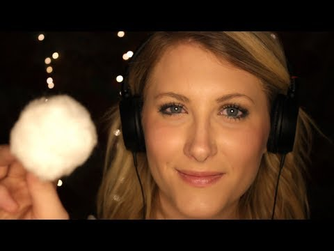 Raw Tingles: All Up In Your Ears (Ear Massage, Ear Cupping, Pom Pom, Wood Spheres) - Binaural ASMR