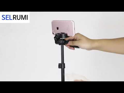 셀루미 SEL-TRS180 스마트폰삼각대 풀세트