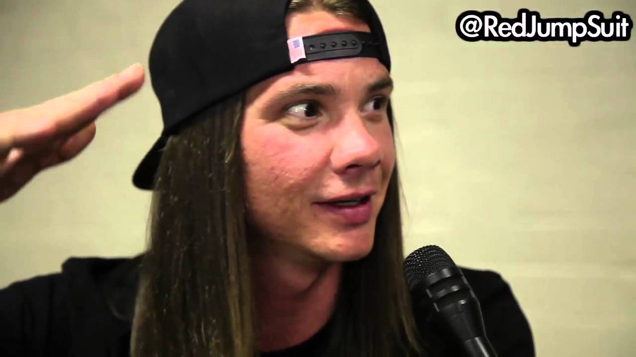 Red Jumpsuit Apparatus: Synergy Live 2013 - Interview #MKFlits