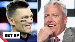 Rex Ryan reacts to Tom Brady leaving the Patriots | Get Up