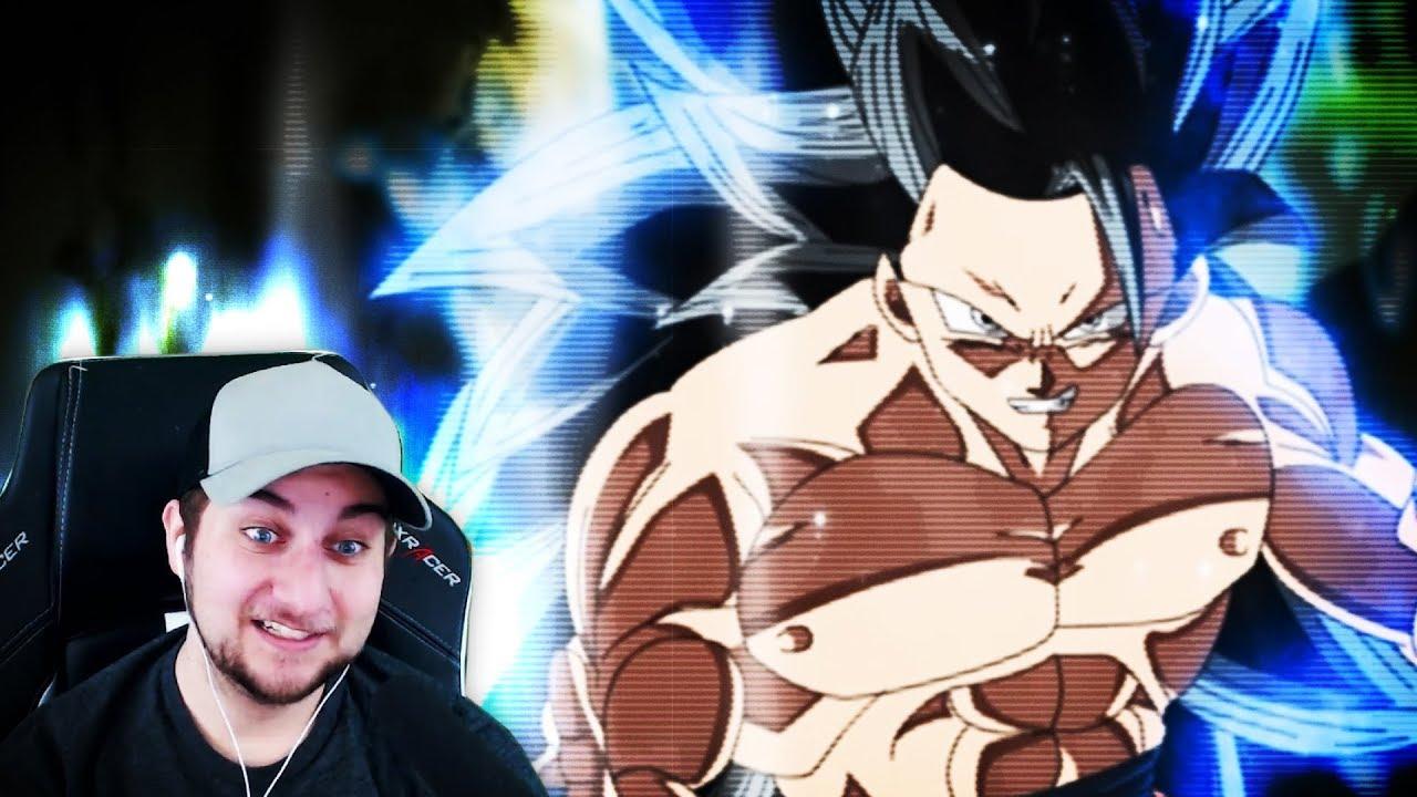 Goku Ssj4 Vs Goku Ssj3: Kaggy Reacts To Goku Ultra