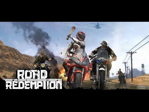 Road Redemption ONLINE! Tactical Vehicular Espionage! 1080p 60fps