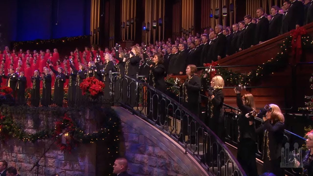 Carol of the Bells - Mormon Tabernacle Choir - YouTube