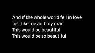 Fern Kinney - Together We Are Beautiful Lyrics