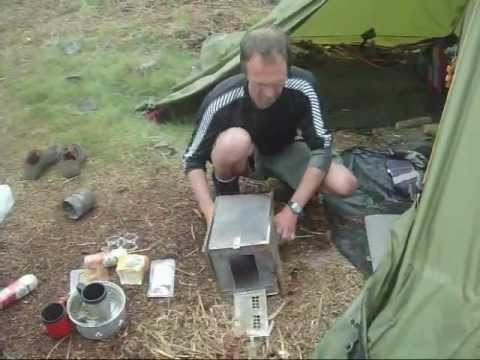 Kifaru Stove Pack Kit Extended Stay Cing And Hunting Gear