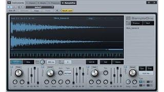 PreSonus Studio One 3. Sample One