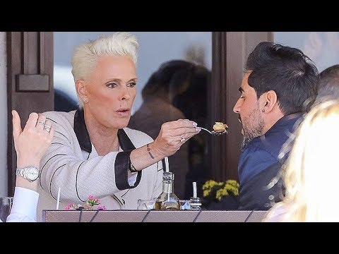 Brigitte Nielsen Feeds Her Man During A Romantic Lunch from YouTube · Duration:  4 minutes 7 seconds