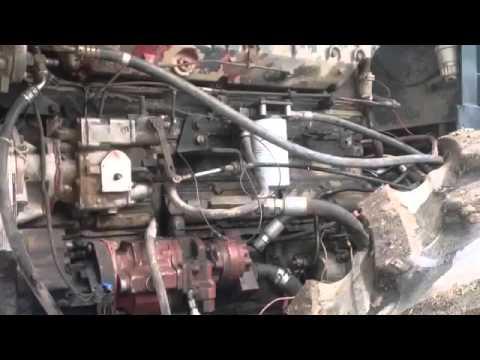 NTC 350 Cummins Motor