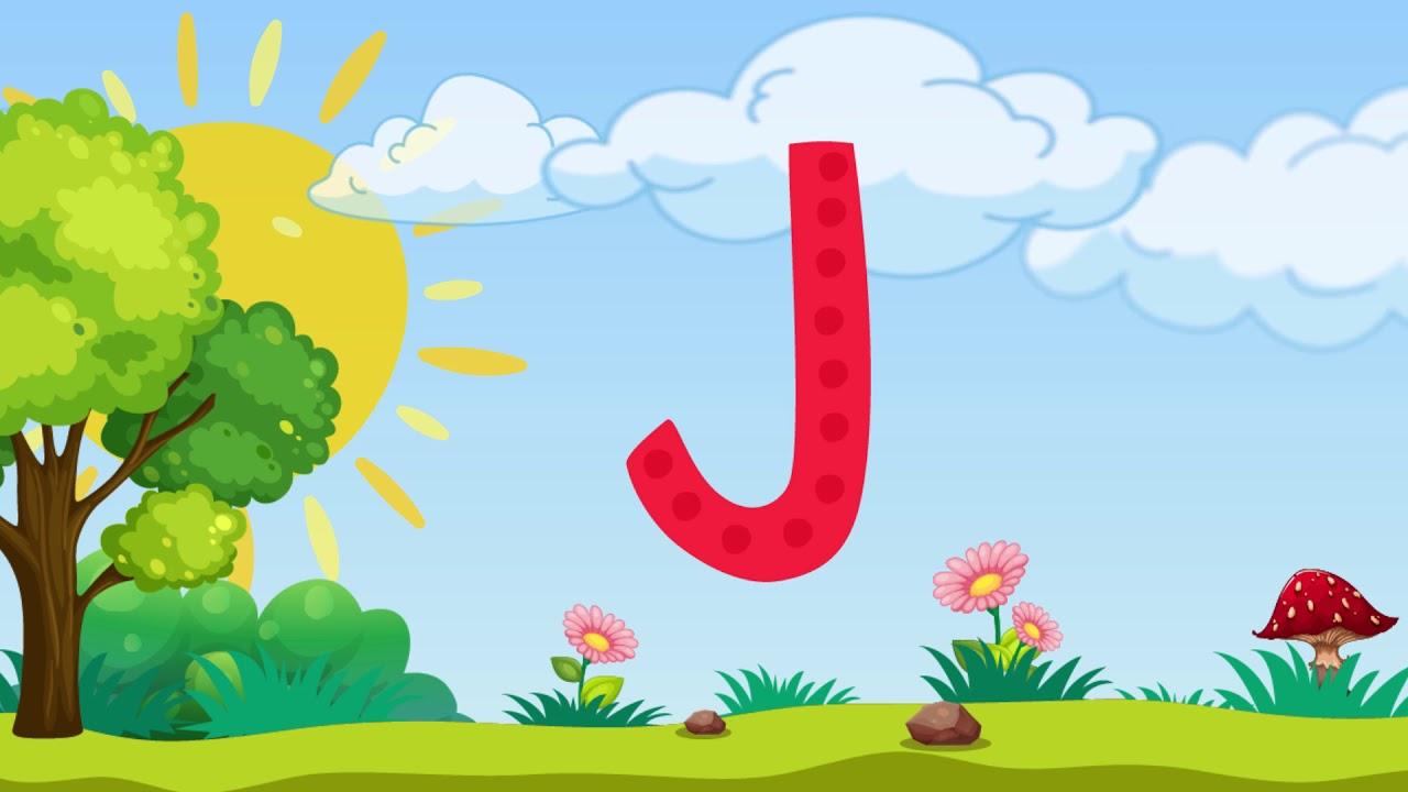 Nauka Angielskiego Alfabetu dla Dzieci  |  Alfabet po angielsku dla dzieci