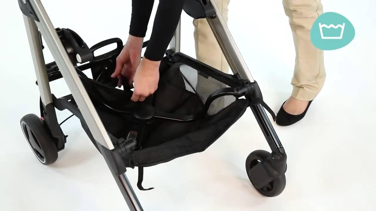 B b confort stroller loola youtube - Bebe confort loola accesorios ...