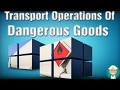 Transport Operations Of Dangerous Goods