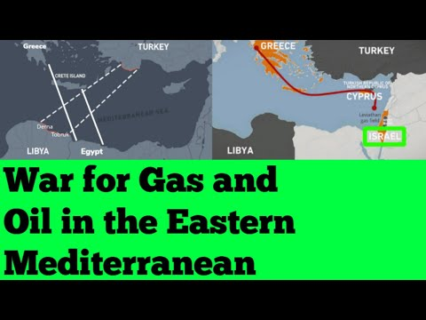 Eastern Mediterranean Drilling: Are We Going To See Wars For Oil And Gas?