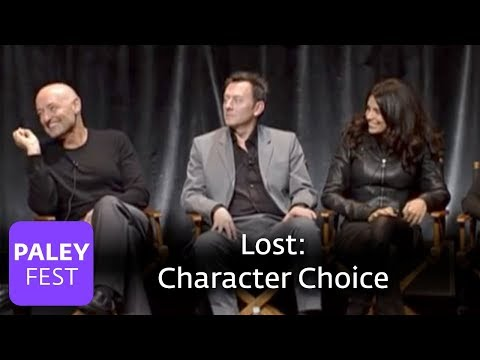 Lost  Did You Get The Character You Wanted? Paley