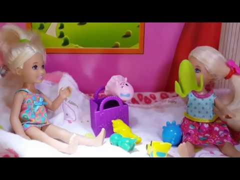 ละครบาร์บี้ (Barbie) ตอน การบ้านปิดเทอม!! ❤️ Yada Ch ❤️