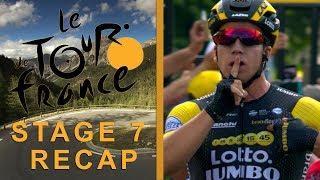 Tour de France 2018: Stage 7 Recap I NBC Sports