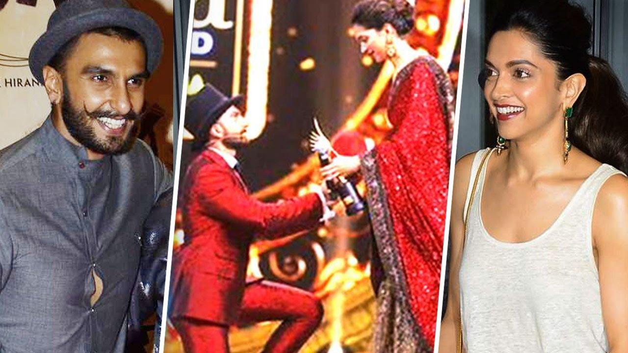Ranveer Singh & Deepika Padukone talk about 'love story ...
