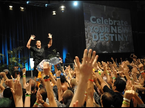 UPW with Tony Robbins - Unforgettable moments